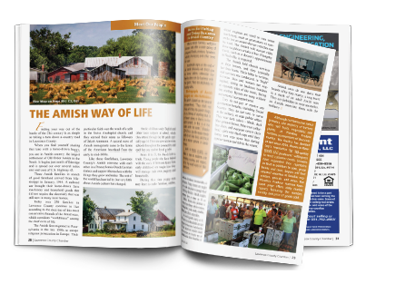 Lawrence County Chamber Magazine