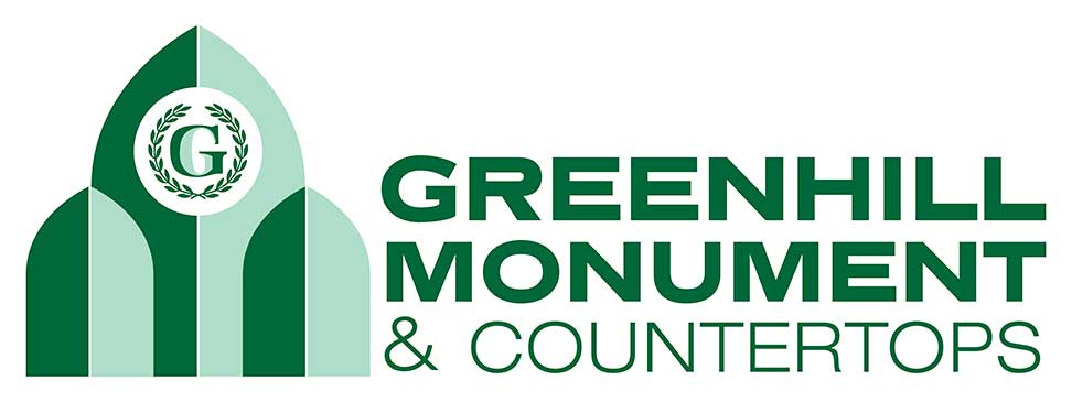 Greenhill Monument & Countertops Logo