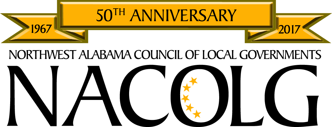Northwest Alabama Council of Local Governments Logo